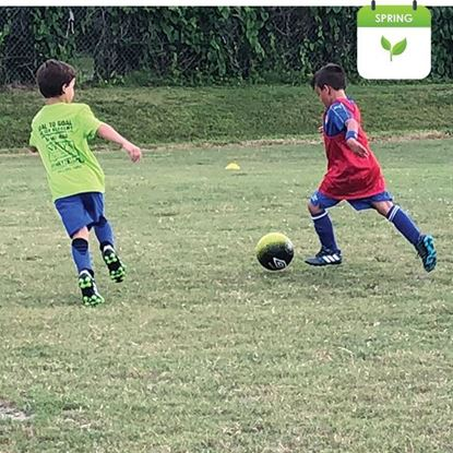 Picture of Spring Break Soccer Full Day Camp @YMCA- Coming Up Spring 2020