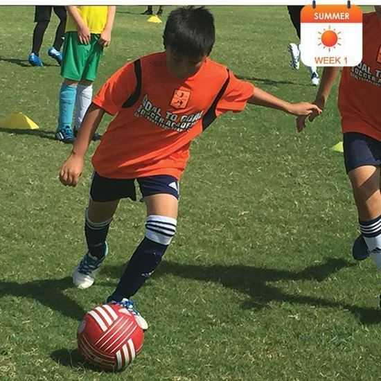 Picture of ⚽Summer  Camp: Week 1: JUNE 21-25 @YMCA Boca Raton-Boys & Girls -Ages 5-13