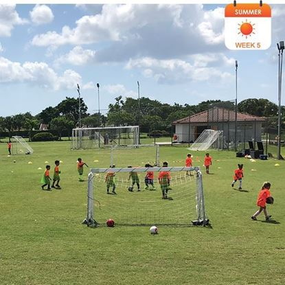 Picture of ⚽Summer  Camp: Week 5(June 29-July 3) @YMCA Boca Raton: Boys & Girls-Ages 5-13