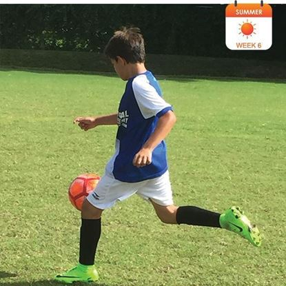 Picture of ⚽Summer Camp: Week 6(July 6-10) @YMCA Boca Raton: Boys & Girls-Ages 5-13