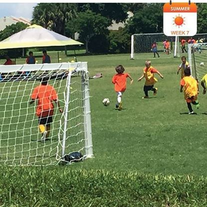 Picture of ⚽Summer  Camp:Week 7(July 13-17)@YMCA Boca Raton: Boys & Girls: Ages 5-13