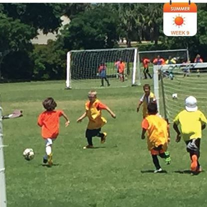 Picture of ⚽Summer  Camp:Week 9(July 27-31) @YMCA  Boca Raton-Boys & Girls-Ages 5-3