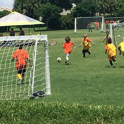 Picture of ⚽Spring Camp: MARCH 15-19 @YMCA Boca Raton-Boys & Girls -Ages 5-13