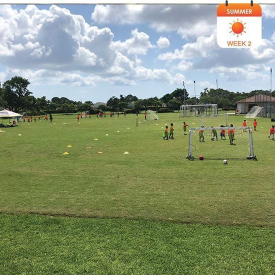 Picture of ⚽Summer  Camp: Week 2: JUNE 28-JULY 2 @YMCA Boca Raton-Boys & Girls -Ages 5-13
