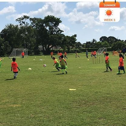 Picture of ⚽Summer  Camp: Week 3: JULY 5-9 @YMCA Boca Raton-Boys & Girls -Ages 5-13
